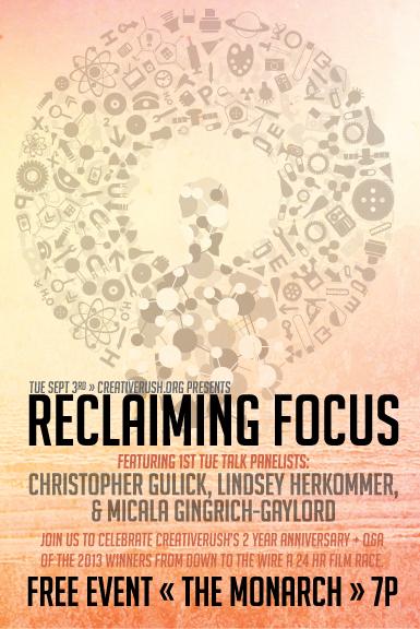 ReclaimingFocus